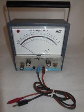 B&K Dynascan Corp Dynamic Beta Model 161 Transistor Analyst & Leads