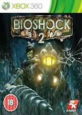 Bioshock 2 Microsoft 360 PAL Brand New