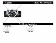 Drum Brake Wheel Cylinder-RWD Rear Left Centric 135.65006