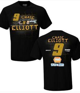 Chase Elliott Licensed Children's Healthcare of Atlanta T-Shirt 3X-Large Black