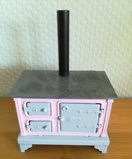 1:12 - Nostagischer Küchenherd - Puppenhaus - Puppenhaus , Handbearbeitet !