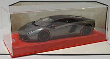 MR 1/18 Lamborghini Aventador LP700-4 Pirelli Edition Grigio Ater LAMBO06PF