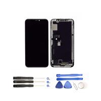 Pantalla Calidad Original para iPhone X Tactil LCD Calidad OLED SOFT Suave Negra