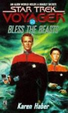 Bless the Beasts (Star Trek Voyager, No 10) Haber, Karen Mass Market Paperback