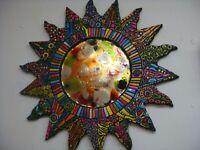 Mirror Mosaic Handcrafted design Decorative Art home decor