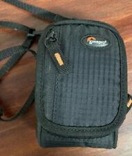 LowePro Ridge 30 Black Digital Camera Padded Small Bag Case Strap Compact point