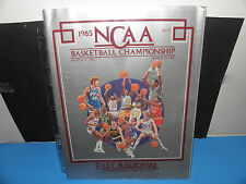 NCAA COLLEGE BASKETBALL EAST REGIONAL -PROVIDENCE, RI MARCH 21-23 PROGRAM