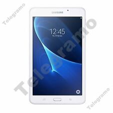 "SAMSUNG Galaxy Tab a6 7"" sm-t280 Tablet 8gb Quad-Core 5.0mp fotocamera Wi-Fi Bianco"