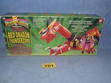 Power Rangers Red Dragon Thunderzord OVP alle Teile 701