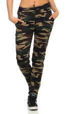 Thermo Treggings Jeggings Leggings Jogging Pants Baggy Pants Camouflage 36-46