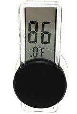 Jungle Bob Digital LCD Terrarium Thermometer - Small Compact Temperature Gauge