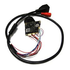 NEW HD IP Camera Module 720P 1.0MP CCTV PCB Main Board Hi3518E, 8mm 3mp CS lens