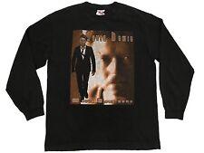 DAVID BOWIE 2004 WORLD TOUR SHIRT T SHIRT RARE VINTAGE L DATES AUTHENTIC