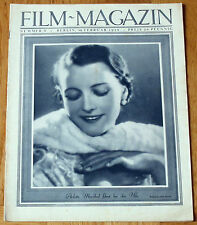 FILM-MAGAZIN (Nr. 8, Berlin 1928) - UFA / STUMMFILM / ARLETTE MARCHAL