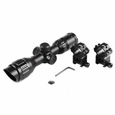 3-9X32AOL Mil Dot Air Rifle Gun Deer Night Vision Hunting Scope Telescopic Sight
