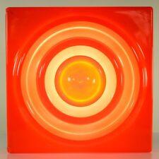 Verner Panton Ring Lamp Louis Poulsen 1970 Wand Decken Leuchte Lampe #1/2