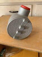 NEW Appleton GR-EFHC Type LB Explosion Proof Box