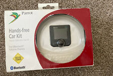 Parrot Bluetooth Hands Free Car Kit Universal Radio Mute for Car 3200 Ls-Color