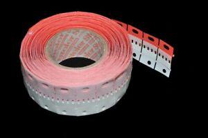 Super 8 splicing tape Reel x 4000 splicing Tabs Film joining