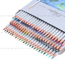 72 Colour Set Oil Base Marco Fine Art Drawing Pencils Artist Sketch Non-toxic