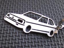 VW JETTA schlüsselanhänger 1 2 MK1 MK2 DIESEL CULT VR6 G60 G40 16V BBS anhänger