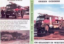 Hygb5 Green Goddess on standby in Whitby DVD limited of 10.