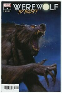 Werewolf By Night # 4 of 4 Variant Cover NM Marvel