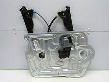 NISSAN QASHQAI J10 2010-13 NEARSIDE FRONT WINDOW MOTOR & REGULATOR (NSF)  #4996V