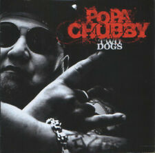 Popa Chubby ‎– Two Dogs  CD NEW