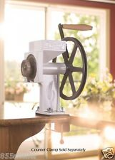 Country Living Grain Mill Grinder Wheat Hand Crank New 2016 Lifetime Warranty