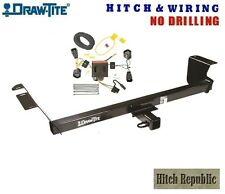 CL3 Trailer Hitch & Wiring for 11-17 Grand Caravan, 11-16 Town & Country 75579