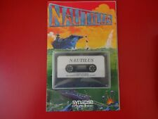 Nautilus from Synapse Software for Atari 400/800 32K Cassette