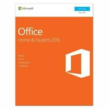 Microsoft Office Home and Student 2016 for Windows PC KEY & DOWNLOAD LINK