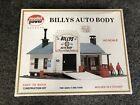 Model Power Billy's Auto Body HO Model Building Kit 414 NOS Sealed Box