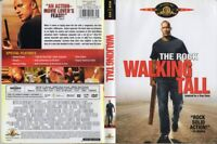 Walking Tall (DVD, WS 2004) The Rock Dwayne Johnson 3D Slipcover - FREE SHIPPING