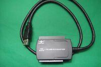 Vantec NEXSTAR  SATA/IDE to USB 3.0 Adapter for 2.5, 3.5, 5.25-Inch Disk Drive