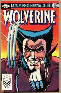 Wolverine #1-1982 nm- 9.2 1st Chris Claremont Frank Miller series
