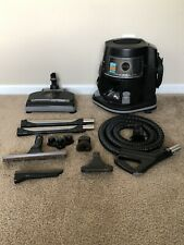 RAINBOW E2 TYPE 12 BLACK Vacuum Cleaner With Attachment Tools. PLEASE READ !!!!