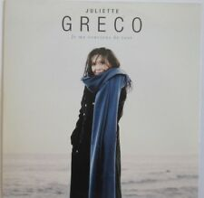 "JULIETTE GRECO - CD SINGLE PROMO ""JE ME SOUVIENS DE TOUT"""