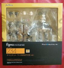 figma 234 TV ANIMATION BLACK ROCK SHOOTER Chariot TV ANIMATION ver. Figure