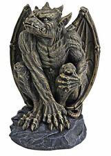 Design Toscano Hand-Finished Gargoyle Resin Statue Home Decor Art Yard Garden