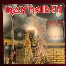 IRON MAIDEN-KILLERS-LIMITED ED PICTURE DISC-2012 DELUXE GATEFOLD SLEEVE-SEALED