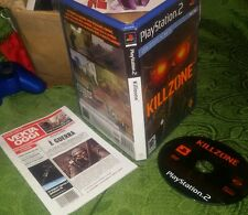 KILLZONE - PLAYSTATION 2 - Italiano -- Ps2 - PlayStation 2 - PAL - Kill Zone