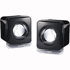 Quantum QHM611 USB Powered Laptop / Desktop PC 2.0 Mini Portable Speakers