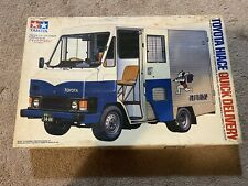 Tamiya Toyota Hiace Quick Delivery Plastic Model 1/24 Limited JAPAN