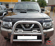 Nissan Patrol (Y61) 1997-2004 Bonnet Hood Deflector Guard
