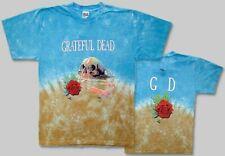 Grateful Dead Desert Skull Rose Stan Mouse Tie Dye 1981 NFA M L XL A$AP Rocky