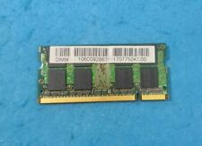 MEMORIA RAM 2GB DDR2 PC2 6400S-666-12-ZZ DE PORTATIL