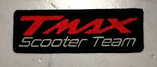 T-MAX scooter Team Ironon PATCH Aufnäher tmax Parche brodé patche toppa yamaha