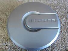 "2003-2007 HUMMER H2 NICE OEM 17/"" ALLOY WHEEL SILVER CENTER CAP 9594461 #510-5N"